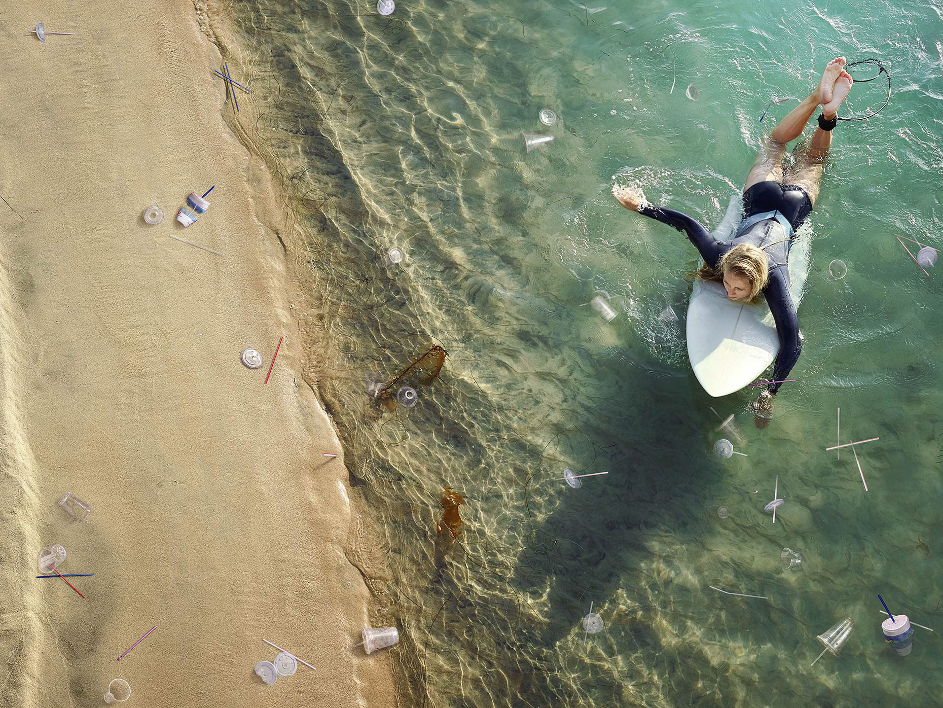 Plastic Surf   the power to transform behaviour in the war against ...